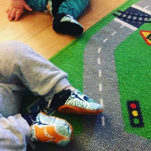 Puhatalpú cipő gyerekeknek 0 – 4 éves korig